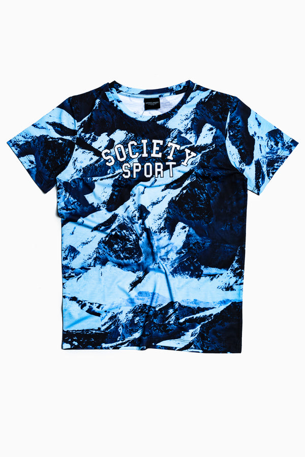 SOCIETY SPORT MOUNTAIN T-SHIRT