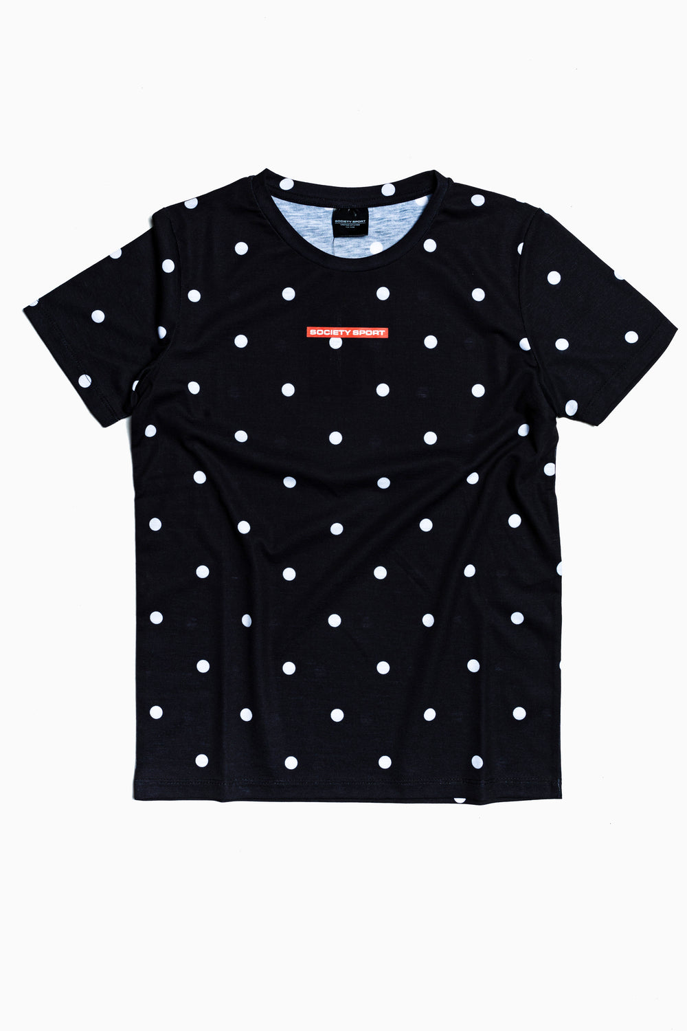 SOCIETY SPORT MONO DOT T-SHIRT