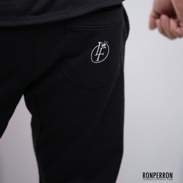 Active joggers