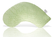 Luna Lullaby Travel Nursing Pillow - Sage Dot