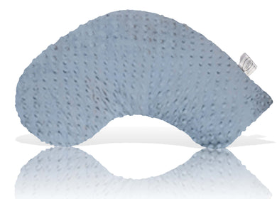 Luna Lullaby Travel Nursing Pillow, Grey Dot