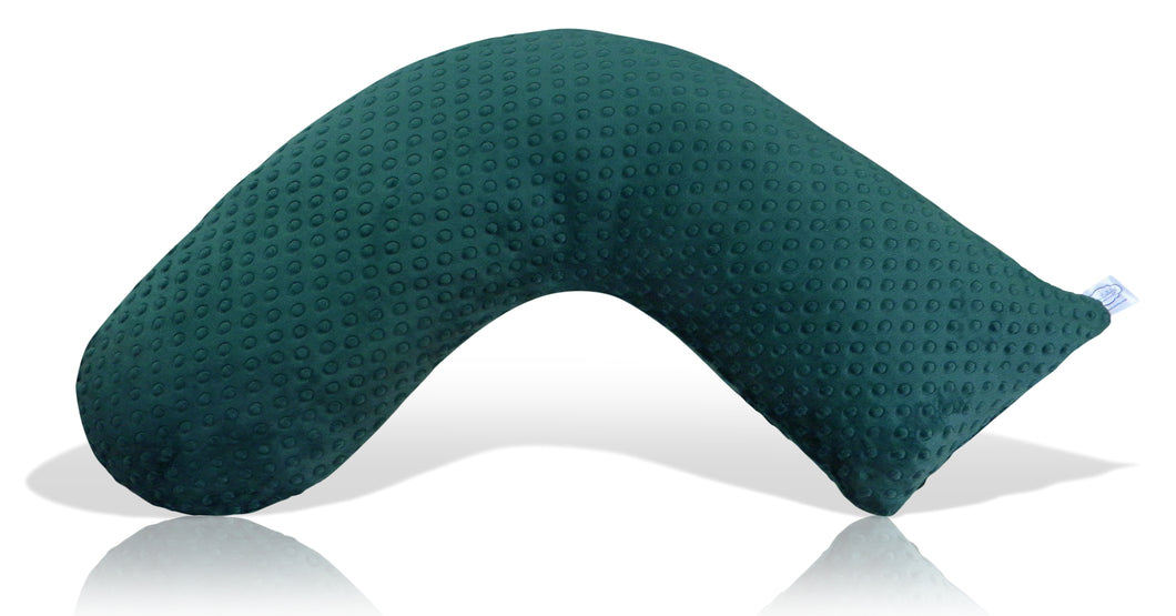 Luna Lullaby Nursing Pillow - Forest Green