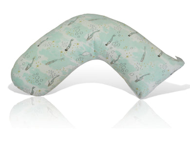 Luna Lullaby Nursing Pillow - Mermaids  New Print!
