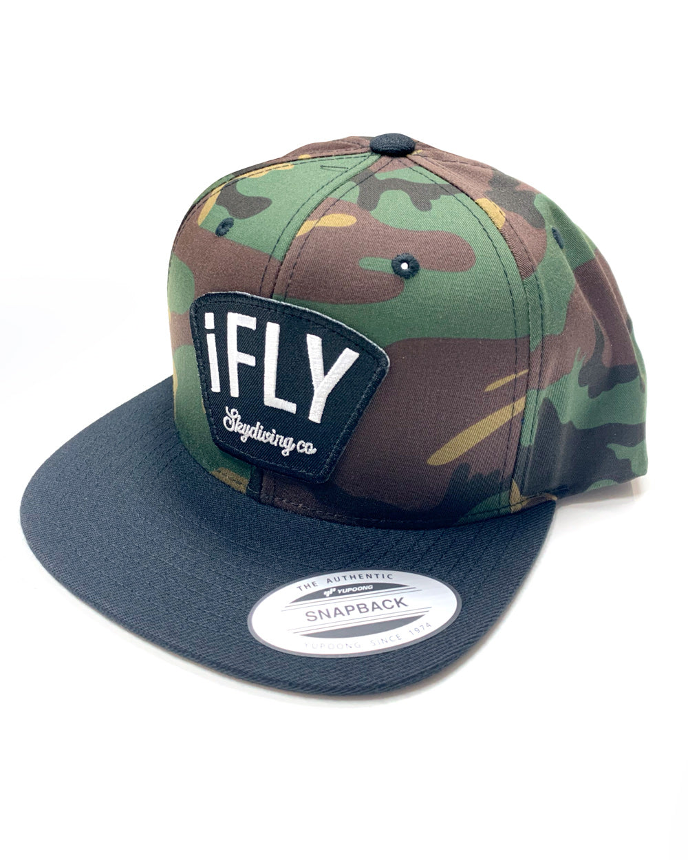 iFLY SKYDIVING CO -HAT_CAMO
