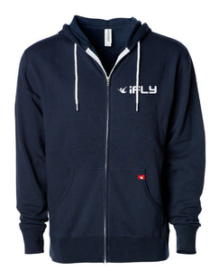 RED LABEL- HOODIE- Navy