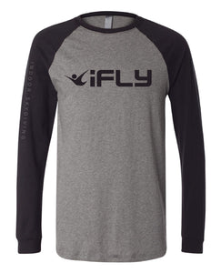 RAGLAN Heather Grey