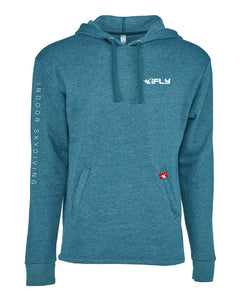 RED LABEL- HOODIE- Teal