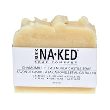 Chamomile & Calendula Castile Soap - Good Soul Shop