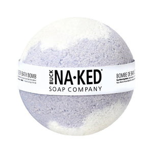 Lemon + Lavender Bath Bomb - Limited Edition Scent - Good Soul Shop