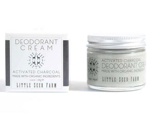 Activated Charcoal Deodorant Cream | Good Soul Shop