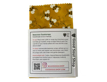 Beeswax Wrap Singles - 8 inch - Good Soul Shop