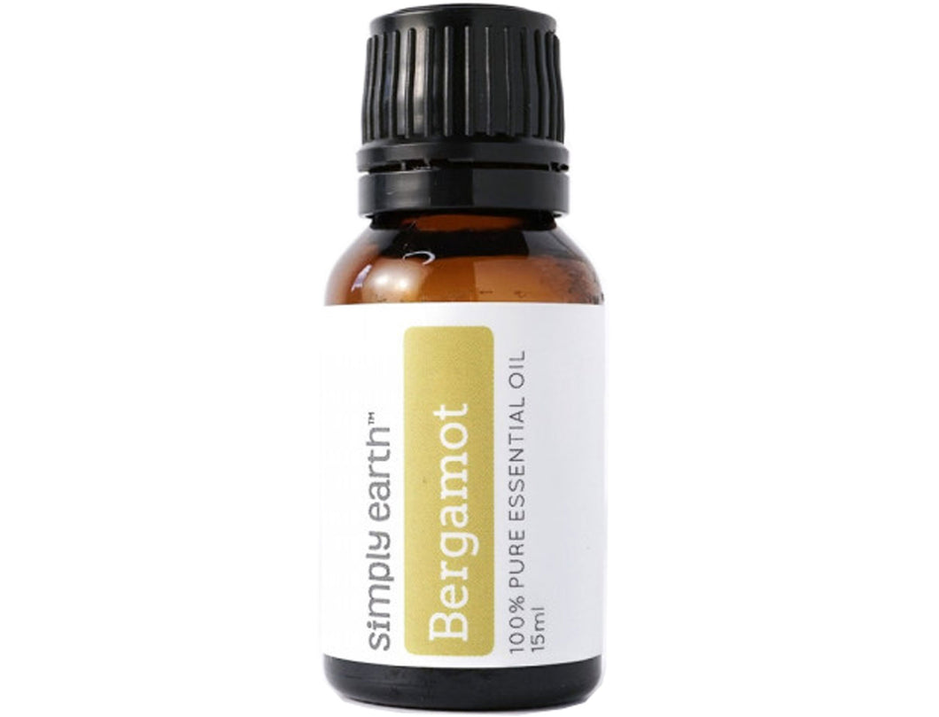 Simply Earth - Bergamot Essential Oil - Good Soul Shop