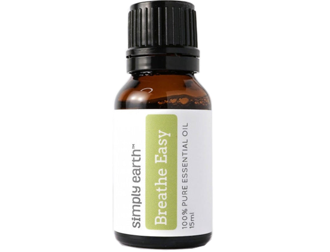 Simply Earth - Breathe Easy Essential Oil Blend | Good Soul Shop