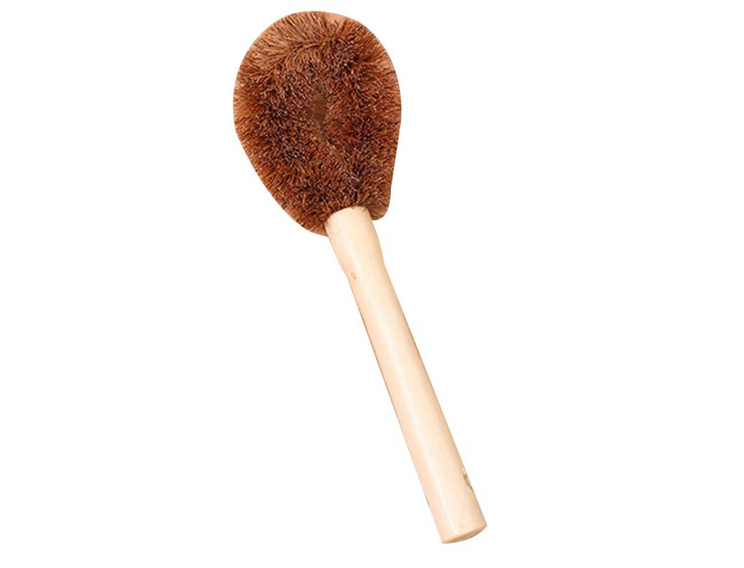 Coconut Fiber Cleaning Brush