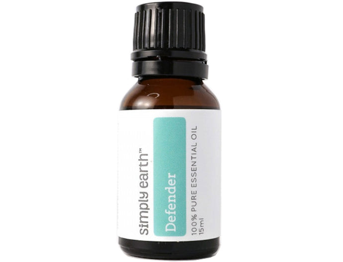 Simply Earth - Defender Essential Oil Blend - Good Soul Shop