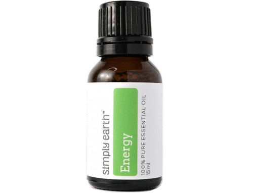 Simply Earth - Energy Oil Blend