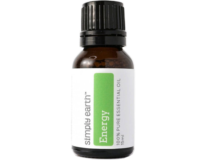 Simply Earth - Energy Essential Oil Blend - Good Soul Shop