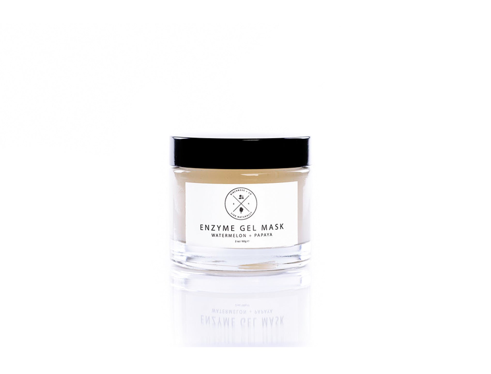 Birchrose + Co. - Enzyme Gel Mask - Good Soul Shop