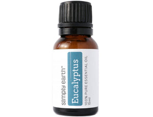 Simply Earth - Eucalyptus Essential Oil (Globulus) - Good Soul Shop