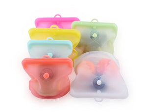 Silicone Food Storage Bag with Date Pointer - Good Soul Shop