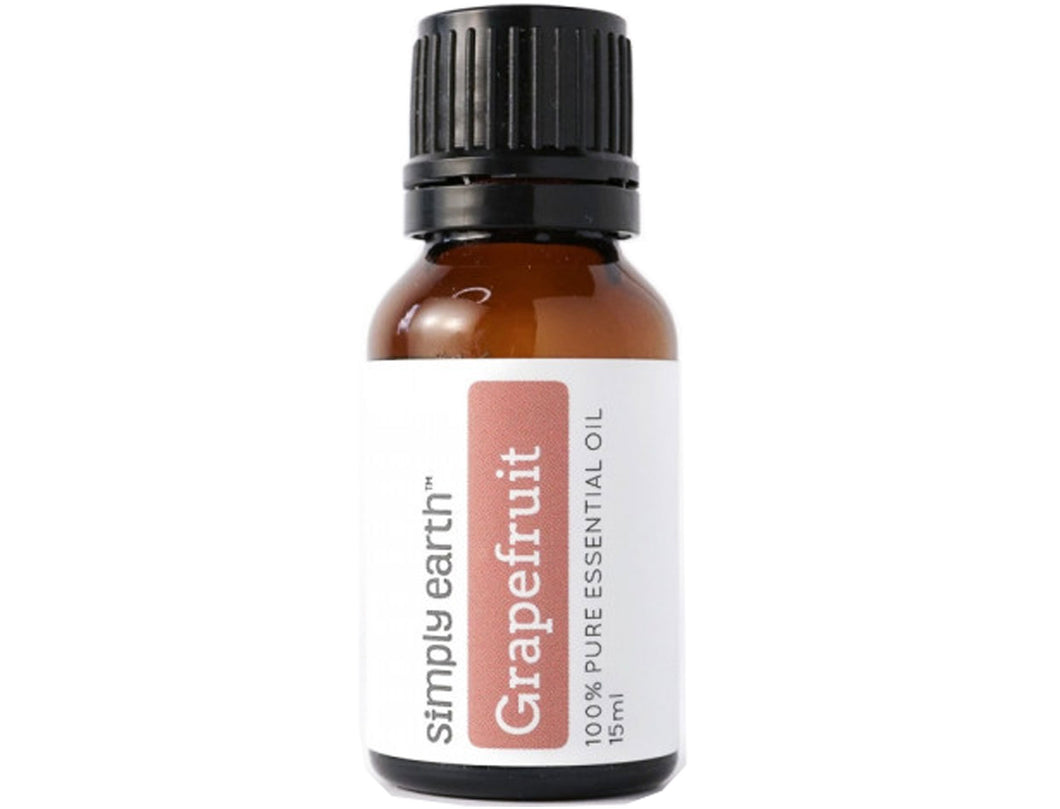 Simply Earth - Grapefruit Essential Oil (Pink) - Good Soul Shop