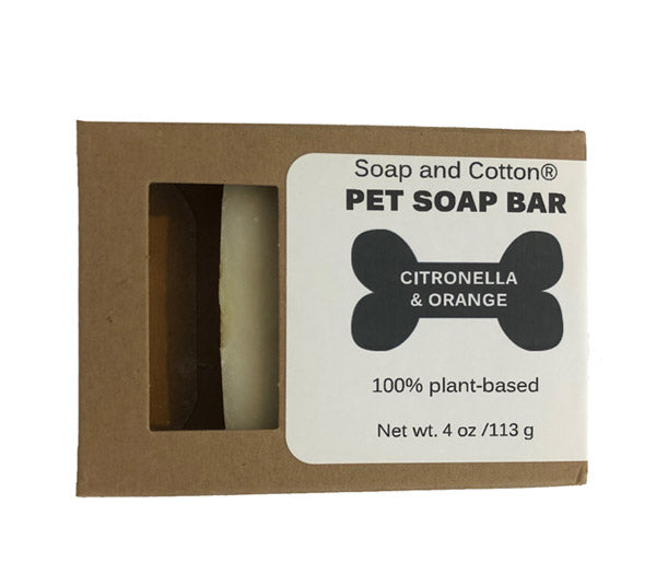 Dog Shampoo Bar - Good Soul Shop