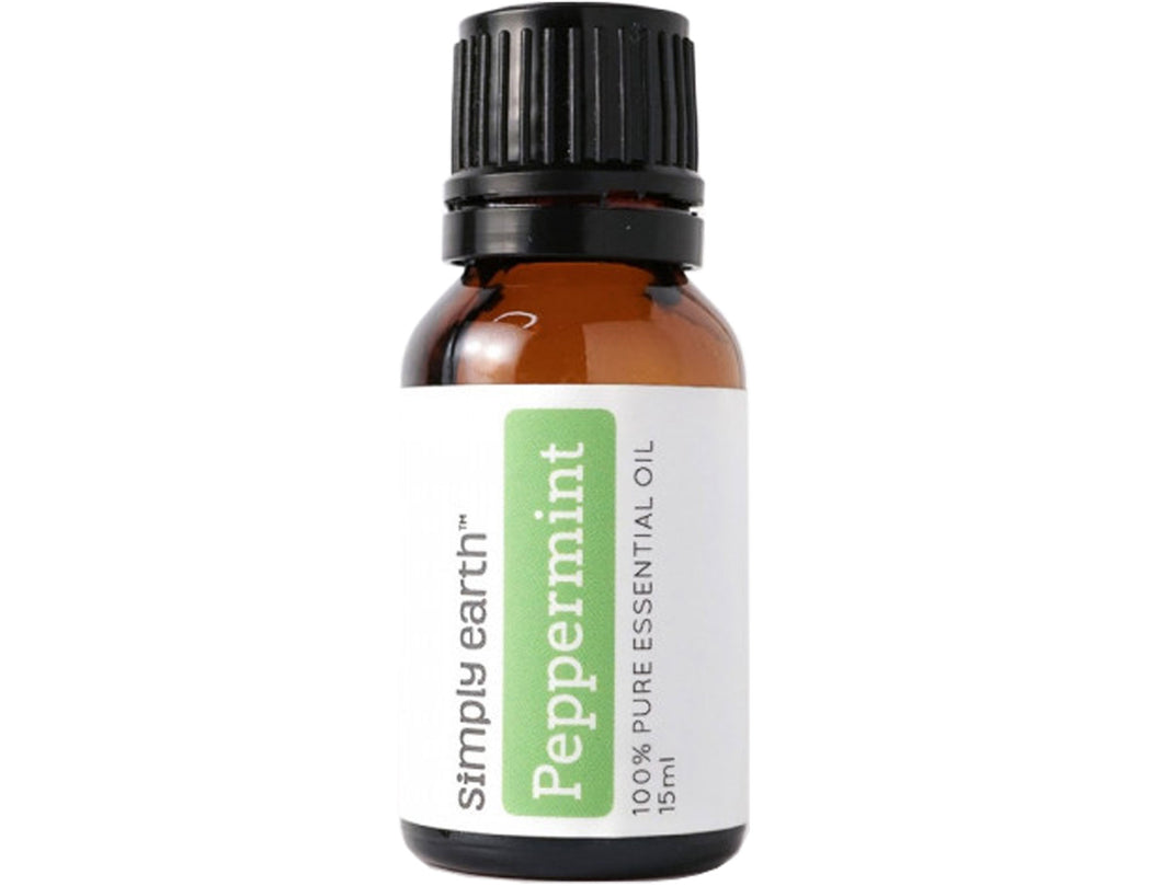 Simply Earth - Peppermint Essential Oil - Good Soul Shop