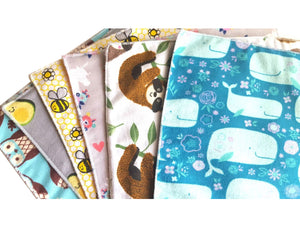 Unpaper Towels  - Set of 5 Assorted Prints - Good Soul Shop