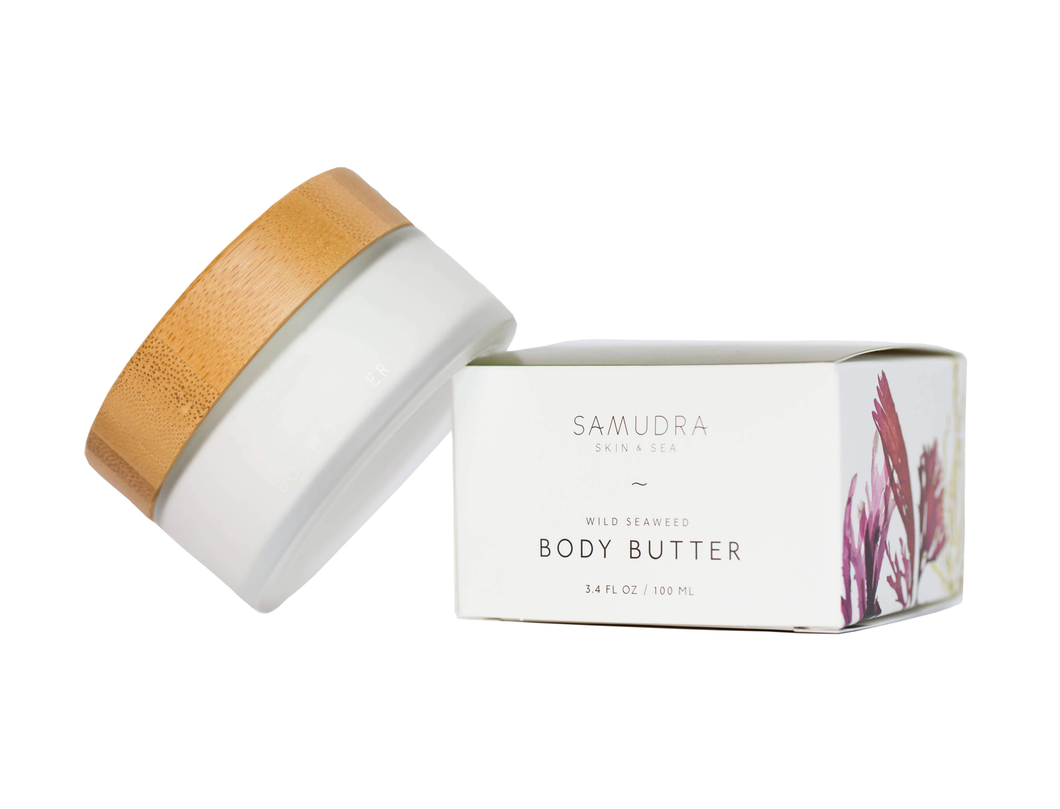 Samudra Skin & Sea - Wild Seaweed Body Butter - Good Soul Shop