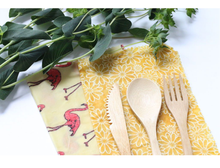 Reusable Beeswax Food Wrap - 8 inch