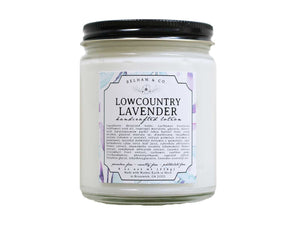 Low Country Lavender Lotion - Good Soul Shop