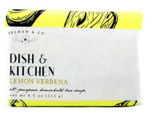 DISH & KITCHEN Soap and Brush - Good Soul Shop