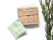 Reusable Facial Squares & Laundry Bag - Polka Dots