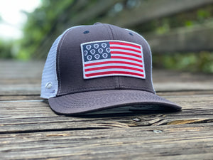 ROAR NAVY USA TRUCKER