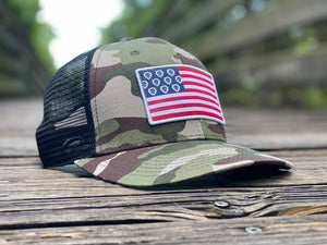 ROAR USA CAMO TRUCKER