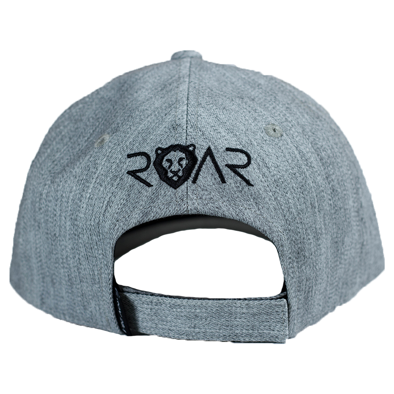 ROAR GOLF HAT - GRAY/BLACK