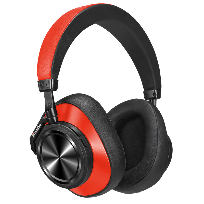 Bluedio T7 Bluetooth Headphones User-defined Active Noise Cancelling