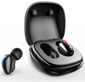 ALWUP i9 TWS Bluetooth 5.0 Wireless Earphones With Dual Microphones - GeekSoul