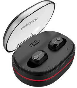 Bluetooth Earbuds and Battery Case - GeekSoul