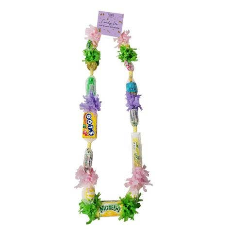 Candy Lei for a Spring Fete