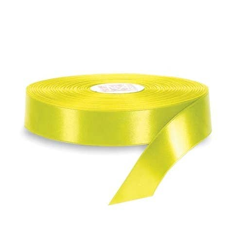 Double Faced Satin Ribbon - 1""