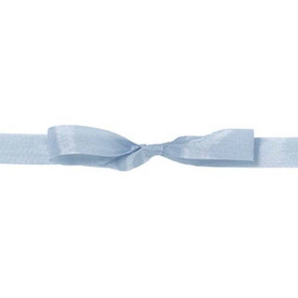 "9/16"" Rayon Trimming Ribbon - Ice"