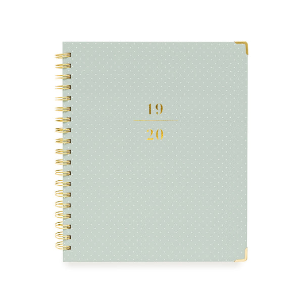 2019-2020 Academic Planner, Office Green