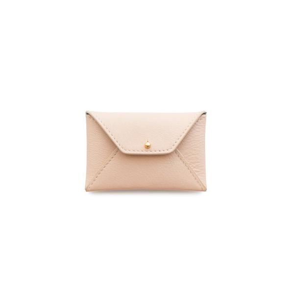 Business Card Holder Pale Pink