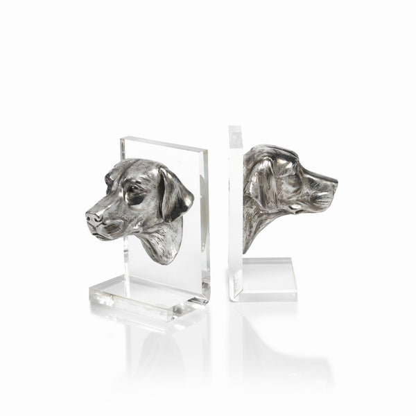 Dog Bookends - S/2