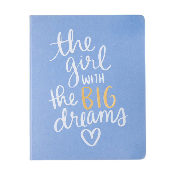 Dayna Lee Journal - Big Dreams 8 x 10