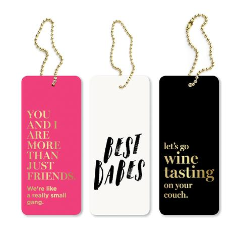 Best Babes Luxe Tags