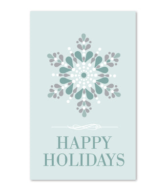 Happy Holidays Gift Tag Set