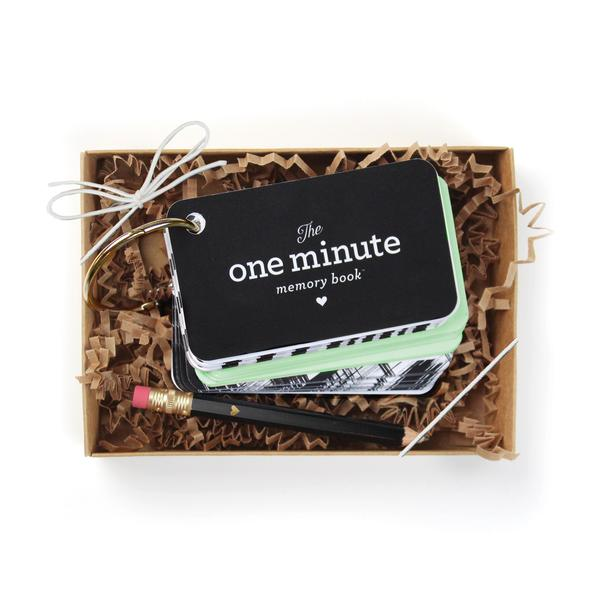 One Minute Memory Book:Starter Ring in Mint