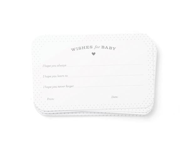 Wishes for The Baby Re-fill Cards - S/12